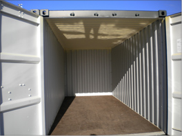 Look Around Our Containers
